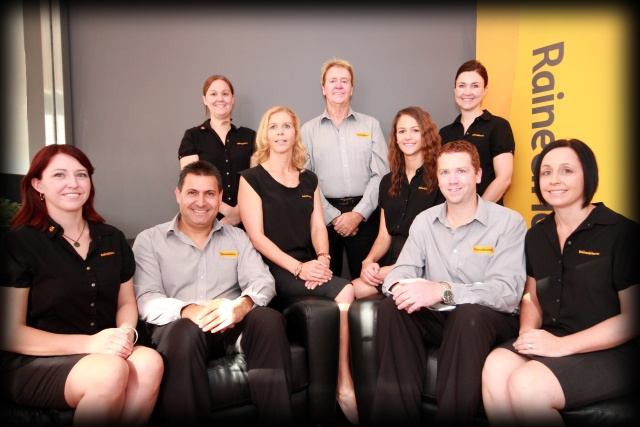 Raine&Horne Murray Bridge staff
